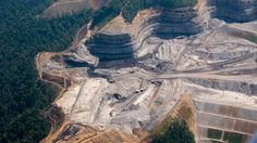 The #coal industry is collapsing, but the mountains aren't coming back. http://grnpc.org/Ig2HM #anthropocene