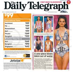 The Daily Telegraph - 23 August 2012