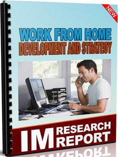 """Working from Home Development And Strategy Internet Marketing MRR report """"Working from Home Development And Strategy"""" includes the following info & links for Keyword:   Analysis for """"Working from Home"""", 100 Blog Posts about """"Working from Home"""", 17 Forum Posts about """"Working from Home"""", 50 YouTube Videos about """"Working from Home"""" and  30 Paid Products/ Courses about """"Working from Home"""" www.persiabooks.org"""