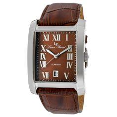 Men's Fashion: Lucien Picard watch in brown   Beyond the Rack #watch #brown #elegant