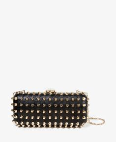 #Black #Studded #Forever21 #Bag Save this image and upload it to your closet! http://wishi.me