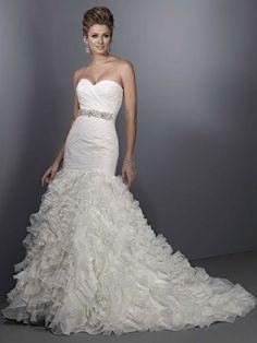 Amazing sleeveless trumpet / mermaid floor-length bridal gowns,wedding dresses cheap,wedding dresses cheap,wedding dresses cheap