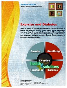 In this 40-page report on exercise and diabetes, we want to help you realize the importance of exercise, but also the complexities involved in managing blood sugars while incorporating exercise into your daily routine. The goal is to make managing exercise with diabetes, particularly insulin-dependent diabetes, more manageable, fun, and practical.
