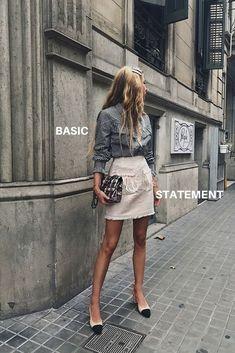 Street Style Spring - by SHEISREBEL.COM
