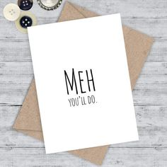 you'll do valentines card