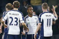 Judi Online - Laporan Pertandingan: West Bromwich Albion 7-0 Gateshead