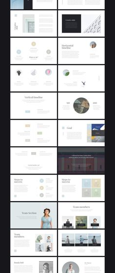 Clean & stylish presentation made in a modern style and focusing on the easy submission of information. This presentation suitable for multipurpose business or personal use, such a startup and more. Available for Keynote. Focus is designed without a large number of graphics, allowing the user to wholly concentrate on the content. Crafted with 3 beautiful pale colors, all elements can be easily customized to fit your specific needs. Also, please note that the animation for keynote and for…