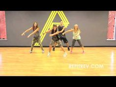 REFIT® DANCE FITNESS, Rihanna, Pon de Replay