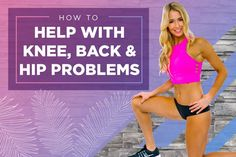 Tune in to learn a few preventive steps you can do before you think about surgery to alleviate knee backand hip problems! Danette May, Hip Problems, Tight Hip Flexors, Psoas Muscle, Tight Hips, Back Pain Relief, Yoga For Weight Loss, 30 Day Challenge, Physical Fitness