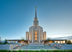 Oquirrh Mountain Temple is one of my dream temples to be married in but the st. george one is just as beautiful