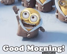 Good Morning Animated Minion Quote morning minion minions good morning morning quotes good morning quotes morning quote good morning gifs good morning quote minion quotes minion good morning quotes
