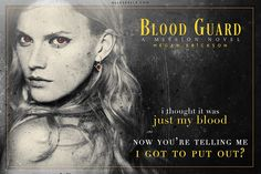 Blood Guard - Megan Erickson - Book Teaser by Alleskelle. www.alleskelle.com/teasers #Alleskelle @Alleskelle