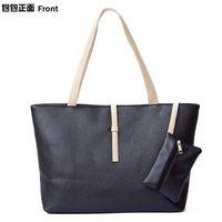 2014 Hot Fashion  Women Shoulder Bag With Belt Fastener Hight Quanlity Ladies Handbag