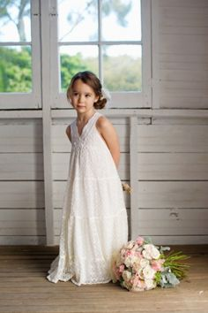 Tea Princess Amelia Crochet lace dress