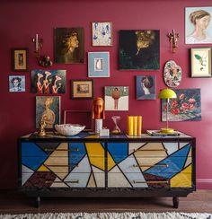 Квартира Нади Зотовой в Москве: полный обзор   Пуфик - блог о дизайне интерьера