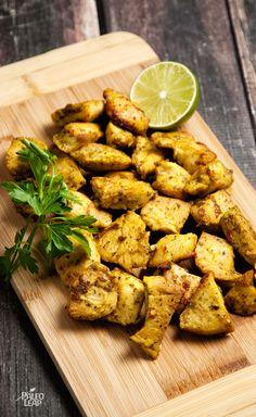 Indian Style Chicken bites