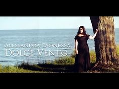 """Classical Crossover artist,Miss Alessandra Paonessa singing original track - """"Dolce Vento"""" (Gentle Breeze) from her debut album """"Remembering Heaven"""" - Out No. Music Link, Debut Album, Music Videos, Singing, Crossover, Artists, Audio Crossover, Artist"""