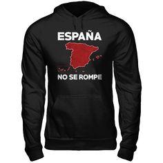 Esto es España Camisetas y sudaderas Militares - España no se rompe Romper, Hoodies, Sweaters, Fashion, Hooded Sweatshirts, Cowls, T Shirts, Overalls, Moda