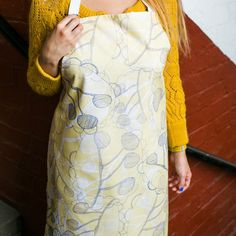Rachael Taylor - Ghost Leaves Apron