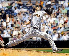 Baseball Art, San Francisco Giants, Sports, Fashion, Hs Sports, Moda, Fashion Styles, Sport, Fashion Illustrations