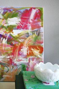 Fun abstract art.