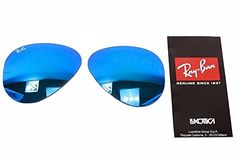 Ray Ban sunglasses    Ray Ban RB3025 3025 RayBan Sunglasses Replacement Lens Flash Blue Mirror Size62 * See this great product.-It is an affiliate link to Amazon. #RayBansunglasses