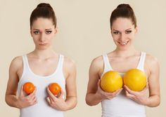 Como Hacer Crecer Los Pechos Naturalmente y Rápido Sin Cirugia