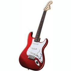 Fender Starcaster Electric Guitar Pack with Amp and Accessories, Candy Apple Red  by Fender Starcaster