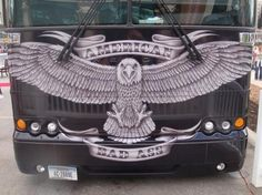 Was there Atlanta 2009!!!Kid Rock Tour Bus