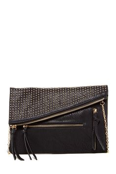 Pin Stud Jess Clutch by Urban Expressions on @nordstrom_rack want want want