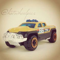 Off Duty - 2015 Hot Wheels - HW Off-Road Hot Trucks #hotwheels | #diecast | #toys | #hwp2015ml