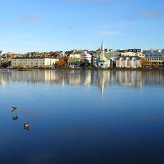 August is the perfect time of the year to visit Northern Europe. Are you coming?  ... #travel #europe #iceland #Reykjavik #beautiful
