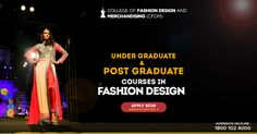 Admissions Open for BFD, BFM, BFLAD, MFD, MFM, PG Diploma, and Ph.D Programmes at CFDM(College of Fashion Design and Merchandising). ADMISSION HELPLINE : +91-9214288011/12