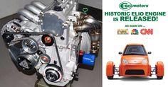 look at completed Elio engine. Elio Motors, Car Wheels, Car Car, Engineering, Bike, Design, Cars, Usa, Vehicles