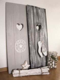 Shabby chic shabby and chic on pinterest - Fensterladen vintage ...