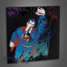 Çocuk Odası Kanvas Tablo http://www.yenitablo.com/kanvas-tablo-galerisi/cocuk-odasi-kanvas-tablolari/b109-superman-tablo