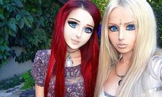 If you have the chance to be a flawless human barbie, would you like to take this opportunity ?