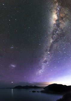 The Milky Way over Tasmania By Nik js - Just Space