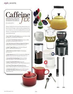 UniversalExpert in #DenverLife #Magazine #stackable #cup and #saucer #set #kitchen #accessories #universalexpert
