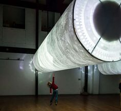 Interactive Thunderstorm Installations