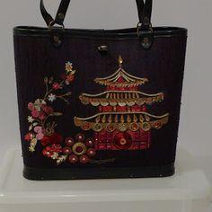 Enid Collins purse - the broke costumer