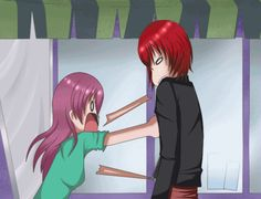 Kawaii!!!!!: Tirinhas Amor Doce e Eldarya #3