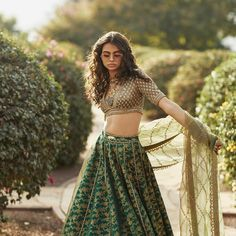 When the wedding season rolls around, everyone has couture fever. If you're kickstarting the shopping by searching for Sabyasachi bridal lehenga price points, keep reading to know what you can expect! Sabyasachi Bridal Lehenga Price, Sabyasachi Bridal Collection, Sabyasachi Bride, Indian Lehenga, Pakistani Bridal, Lehenga Choli, Indian Bridal, Sabyasachi Sarees, Lehenga Wedding