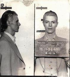 David fucking Bowie