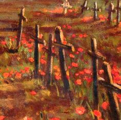 MEMORIAL DAY POEM: IN FLANDERS FIELD In Flanders fields the poppies blow Between the crosses, row on row, That mark our place; and in the sky The larks, still bravely singing, fly Scarce heard amid the guns below. We are the Dead. Short days ago We lived, felt dawn, saw sunset glow, Loved and were loved, and now we lie In Flanders fields.