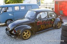 custom vw beetle pictures super vw festival le mans france 2015