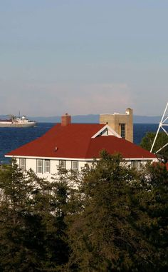 Great Lakes Shipwreck Museum | Travel | Vacation Ideas | Road Trip | Places to…