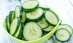 How to Lose 15 Pounds in 7 Days with the Cucumber Diet Foods That Contain Fiber, Fruit Bio, Cucumber Detox Water, Menu Dieta, Organic Fruits And Vegetables, Lose 15 Pounds, Week Diet, Kefir, How To Lose Weight Fast