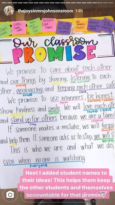 Class Promise, Positive Behavior, Take Care, Manners, Leadership, Youth, Positivity, Young Man