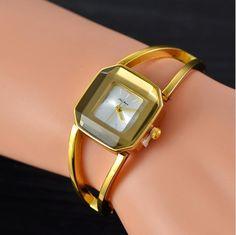 2018 роскоши кришталеві золоті годинники жіночі модні браслети кварцові  наручні годинники стрази жіночі модні годинники Dropshiping b63167db9fc20